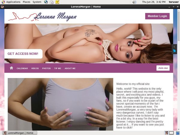 Lorenamorgan.modelcentro.com Pictures