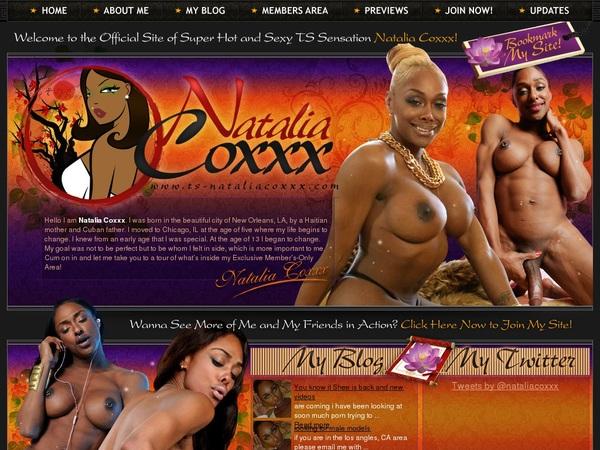 Natalia Coxxx Rocketgate