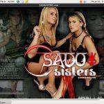 Sadosisters With No Credit Card