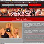 Shesboss.com Trial Promo