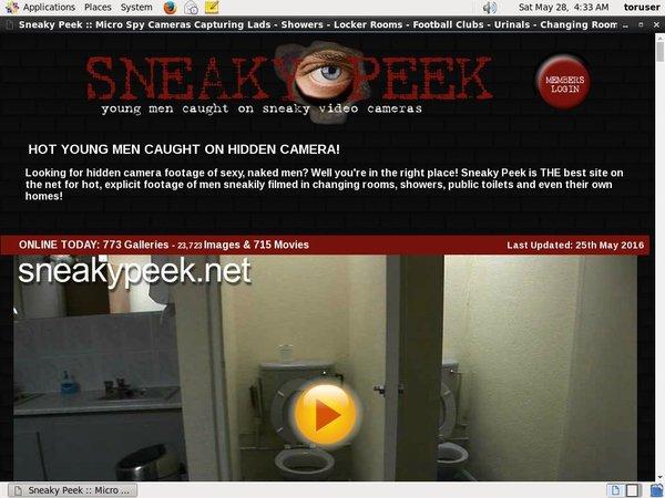 Sneakypeek.net Payment Options