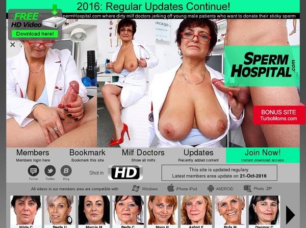 Spermhospital.com 신용 카드