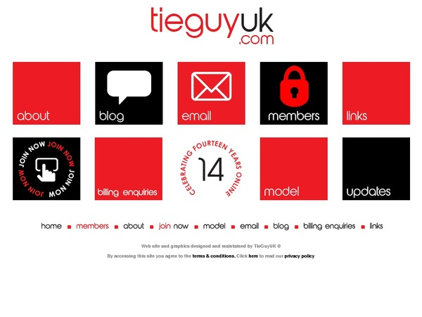 Tie Guy UK Site Rip