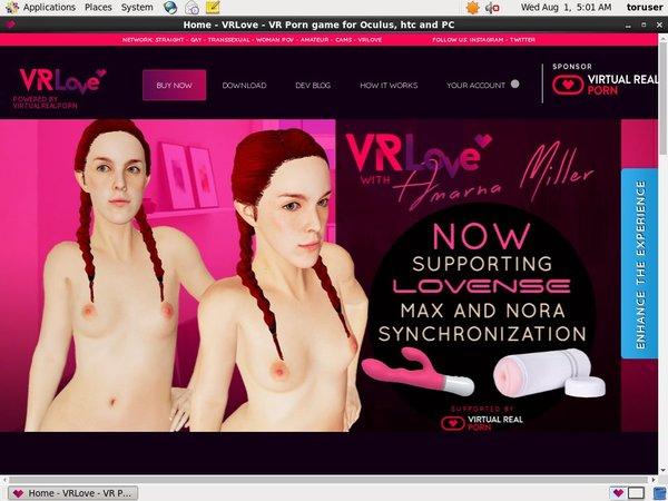 VR Love Receive Discount