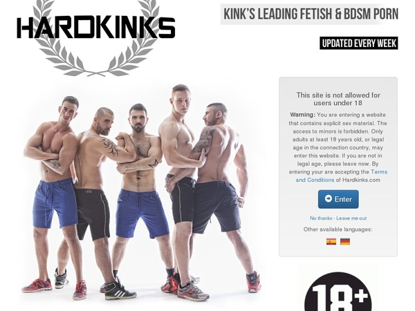 Working Hardkinks.com Login