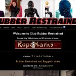Club Rubber Restrained Hack