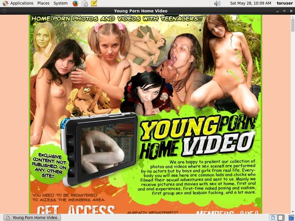 Free Trial For Youngpornhomevideo.com