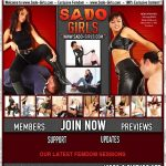 Sadogirls Yearly Membership