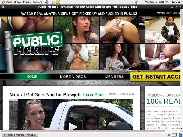 New Publicpickups.com Videos