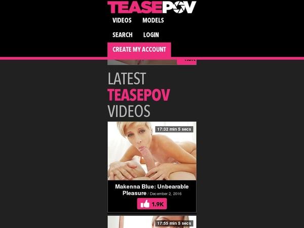 Teasepov.com Clip Cash