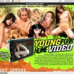 Young Porn Home Video List