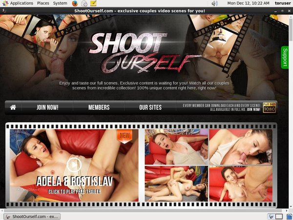 Fresh Shoot Ourself Site Rip