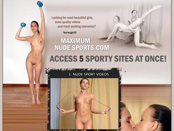 Maximum Nude Sports Free Videos