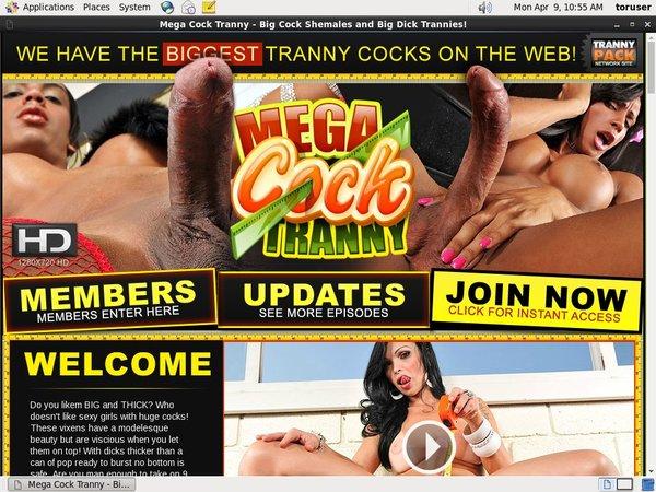 Megacocktranny.com Discount Link