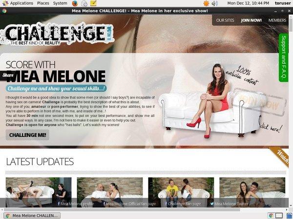 Melone Challenge Net