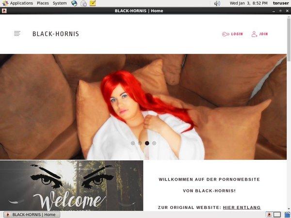 BLACK-HORNIS Siterip