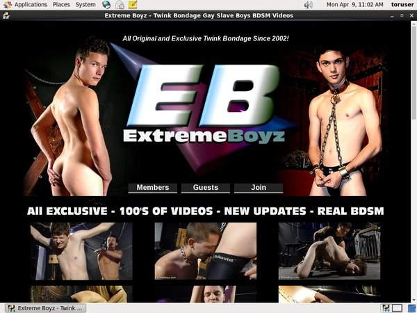 Get Extreme Boyz For Free