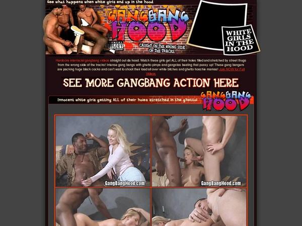 Free Gang Bang Hood Porn