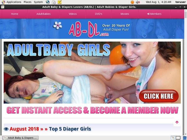Ab-dl.com Join Via Paypal