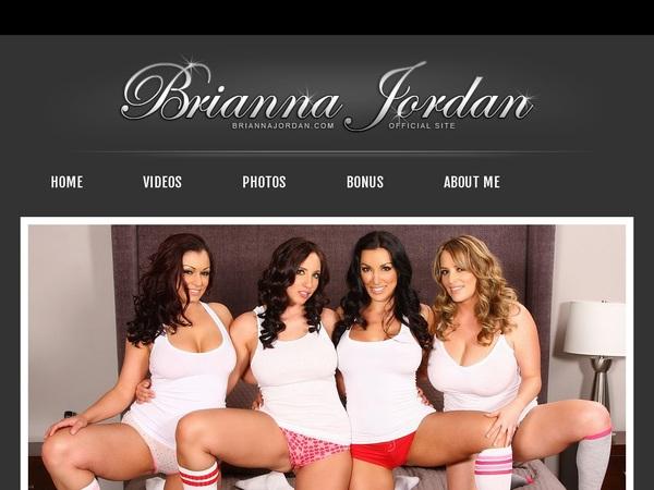 Brianna Jordan Member Access