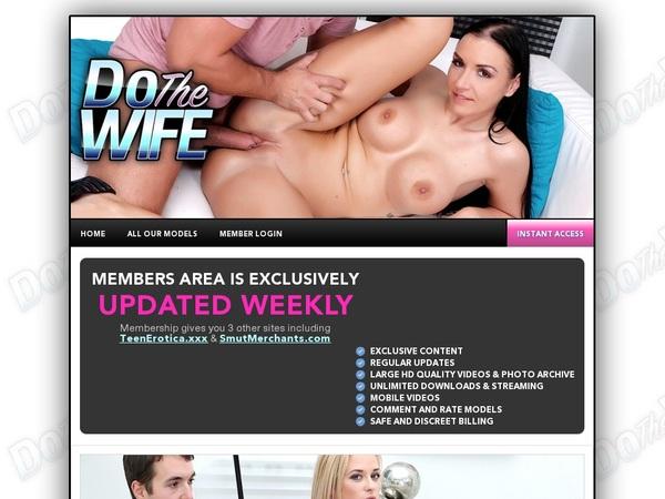 Dothewife.com Discount Deal Link