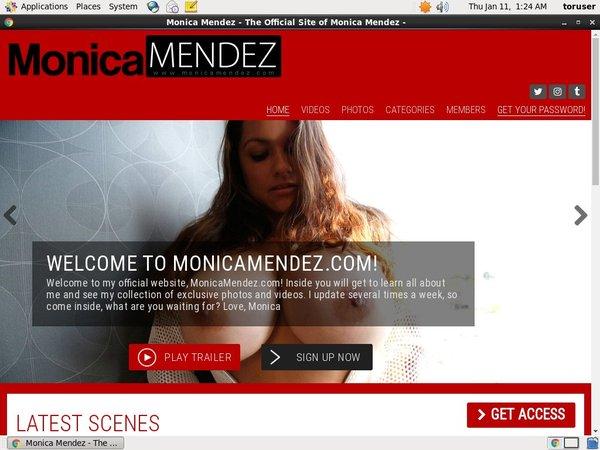 Trial Account Monicamendez.com