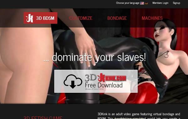 Free 3dkink.com Promo