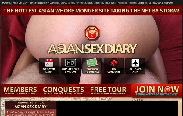 Asian Sex Diary Account Premium