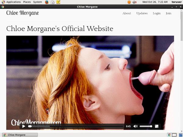Chloe Morgane Free Trial Porn