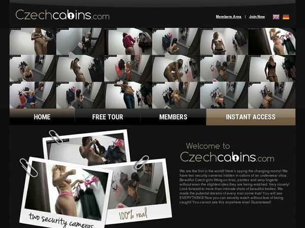 Czechcabins Search