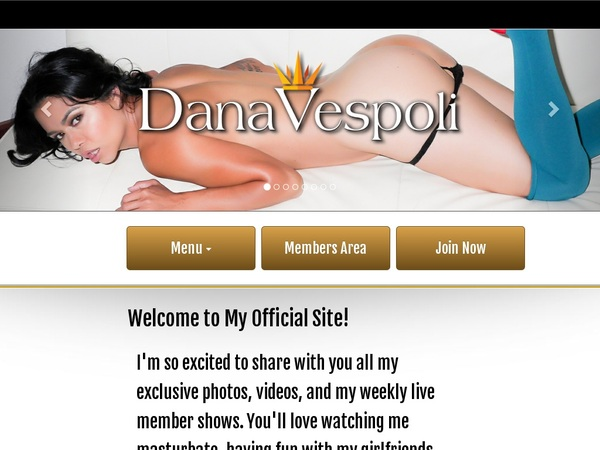 Dana Vespoli Join By Text Message