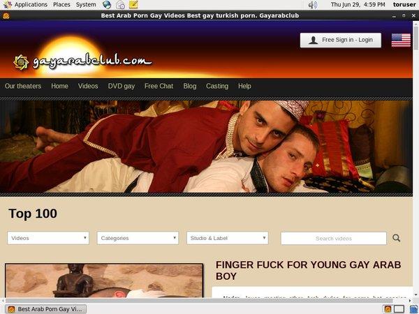 Gay Arab Club Xxx