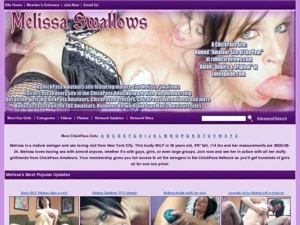 Trial Melissaswallows.com