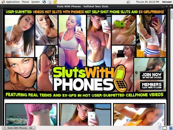 Slutswithphones Exclusive Discount